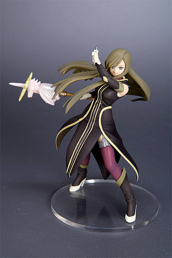 main photo of Tales of the Abyss One Coin Grande Figure Collection: Tear Grants Special Weapon Ver