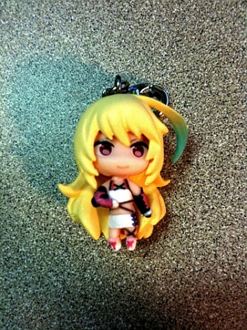 main photo of Tales of Xillia Mascot Charm: Milla Maxwell
