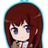 Steins;Gate Metal Keyholder: Kurisu Makise