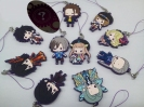 photo of Rubber Strap Collection Tales of Xillia 2: Gaius Tales of Xillia Ver.