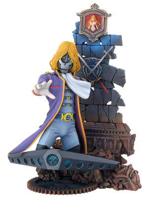 main photo of Neo Super Figure Revolution - Galaxy Express 999: Count Mecha
