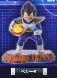 main photo of Super Modeling Soul Dragon Ball Kai Ginyu Special Corp. of fear: Vegeta