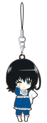 main photo of Another Rubber Strap: Misaki Mei Goodnight Ver.