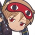 Earphone Jack Accessory Strap: Okita Sougo