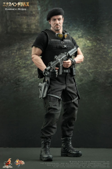 main photo of Movie Masterpiece: The Expendables - Barney Ross