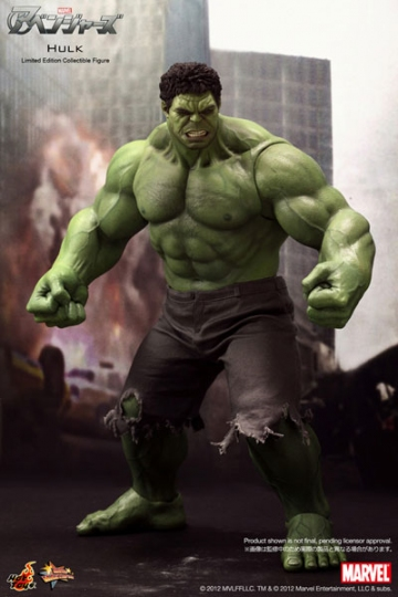 main photo of Movie Masterpiece: The Avengers – Hulk