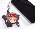 photo of Earphone Jack Accessory Strap: Okita Sougo