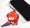 photo of Gintama Tsumamare Pinched Strap: Kagura