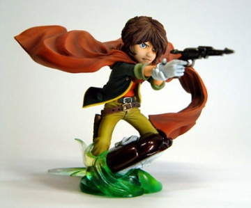 main photo of Neo Super Figure Revolution - Galaxy Express 999: Hoshino Tetsuro