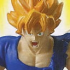 Real Works Dragon Ball Kai Frieza Transformation of the Threat: Son Goku Super Saiyan