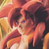 Real Works Dragon Ball GT: Gogeta SSJ4