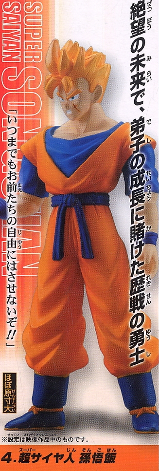 main photo of Real Works Dragon Ball Kai Warriors of the World Hen: Son Gohan