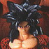 Real Works Dragon Ball Selection Genealogy of Super Fighters: Son Goku SSJ4