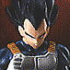 Real Works Dragon Ball Selection Genealogy of Super Fighters: Vegeta