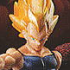 Real Works Dragon Ball Selection Genealogy of Super Fighters: Vegeta Super Saiyan