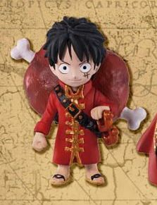 main photo of One Piece Collection Movie Z: Monkey D. Luffy