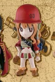 main photo of One Piece Collection Movie Z: Nami