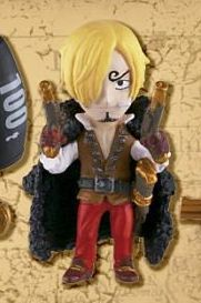 main photo of One Piece Collection Movie Z: Sanji