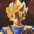 Real Works Dragon Ball Selection Genealogy of Super Fighters: Son Goku Super Saiyan