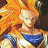 Real Works Dragon Ball Selection Genealogy of Super Fighters: Son Goku SSJ3