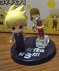 main photo of Prop Plus Petit Tales of the Abyss: Guy Cecil Ver. B Circkle K Store Edition