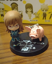 main photo of Prop Plus Petit Tales of the Abyss: Jade Curtiss Ver. A Circkle K Store Edition