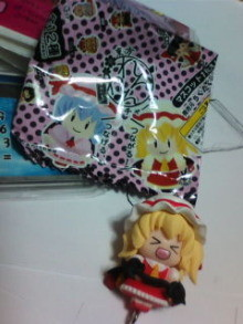 main photo of Touhou Renren Charms: Flandre Scarlet Secret Ver.