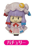 main photo of Touhou Renren Charms: Patchouli Knowledge