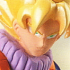 Real Works Dragon Ball Z Chapter of Artificial Human: Son Goku Super Saiyan