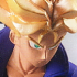 Real Works Dragon Ball Z Chapter of Artificial Human: Trunks Super Saiyan