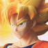 Real Works Dragon Ball Z Chapter of Cell: Son Goku Super Saiyan