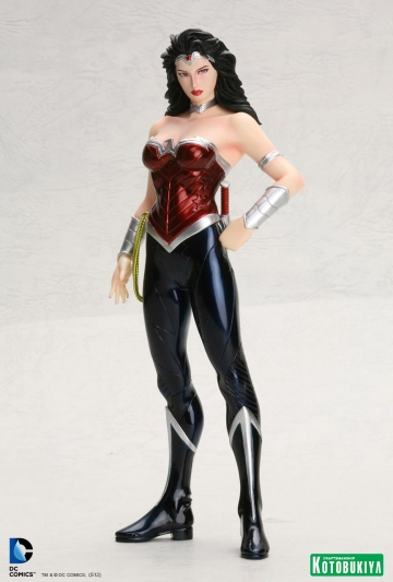 main photo of DC Comics New 52 ARTFX+ Wonder Woman