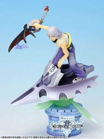 main photo of Kingdom Hearts II Formation Arts Vol. 1: Riku