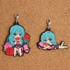 photo of Pic-Lil! Hatsune Miku Rubber Strap #03 Romeo and Cinderella Ver.