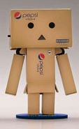 main photo of Danboard Mini Pepsi Ver.
