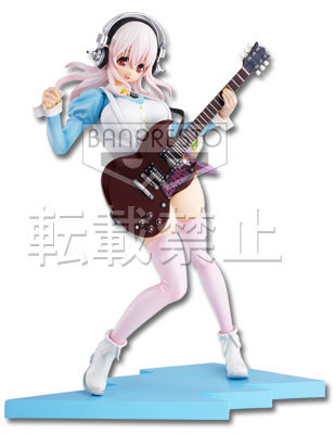 main photo of Ichiban Kuji Super Sonico: Sonico