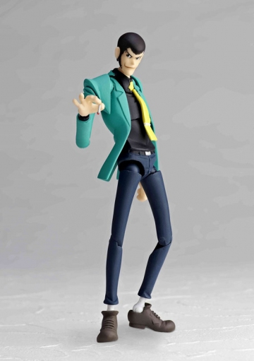 main photo of Revoltech Yamaguchi Series No.129: Lupin the 3rd TV Animation First Series Ver.