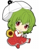 photo of Petanko Touhou Trading Rubber Strap Vol.2: Kazami Yuuka