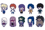 photo of es Series Rubber Strap Collection Fate/stay night chapter 1: Saber