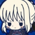 es Series Rubber Strap Collection Fate/stay night chapter 2: Saber Alter