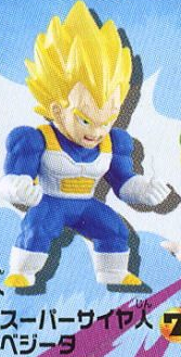 main photo of Dragon Ball Kai Deformation Chapter of Miracle Parents Kamehameha: Vegeta Super Saiyan