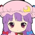 Petanko Touhou Trading Rubber Strap Vol.2: Patchouli Knowledge