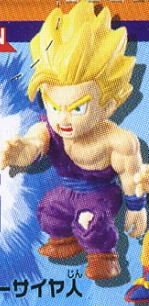 main photo of Dragon Ball Kai Deformation Chapter of Miracle Parents Kamehameha: Son Gohan Super Saiyan