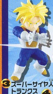 main photo of Dragon Ball Kai Deformation Chapter of Miracle Parents Kamehameha: Trunks Super Saiyan
