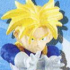 Dragon Ball Kai Deformation Chapter of Miracle Parents Kamehameha: Trunks Super Saiyan
