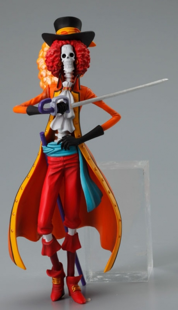 main photo of Super One Piece Styling Film Z: Brook