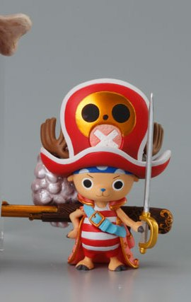 main photo of Super One Piece Styling Film Z: Tony Tony Chopper