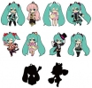 photo of Pic-Lil! -Project DIVA- Trading Strap Track 04: Hatsune Miku Sleepy Ver.