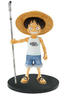 main photo of The Grandline Children DXF Figure Luffy Ultimate Cruise SP Ver.