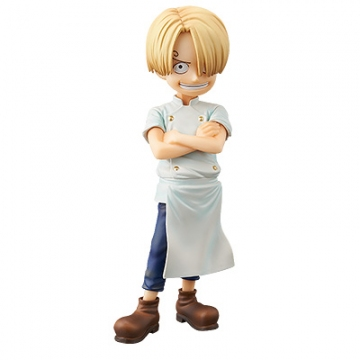 main photo of The Grandline Children Vol.6: Sanji